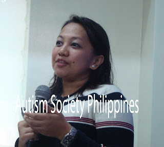 Autism Society Philippines: Speech Therapy Made Easy