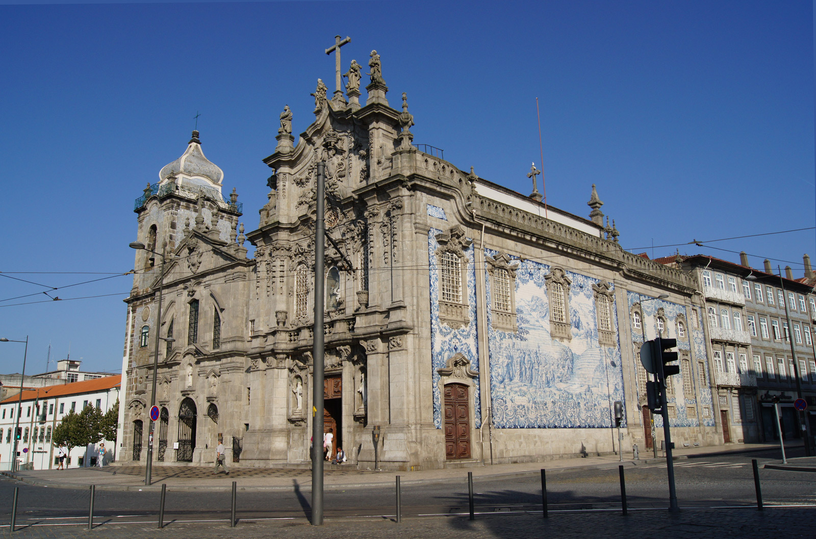 Igreja do carmo azulejos portugal azulejo pinterest for Casa dos azulejos lisboa