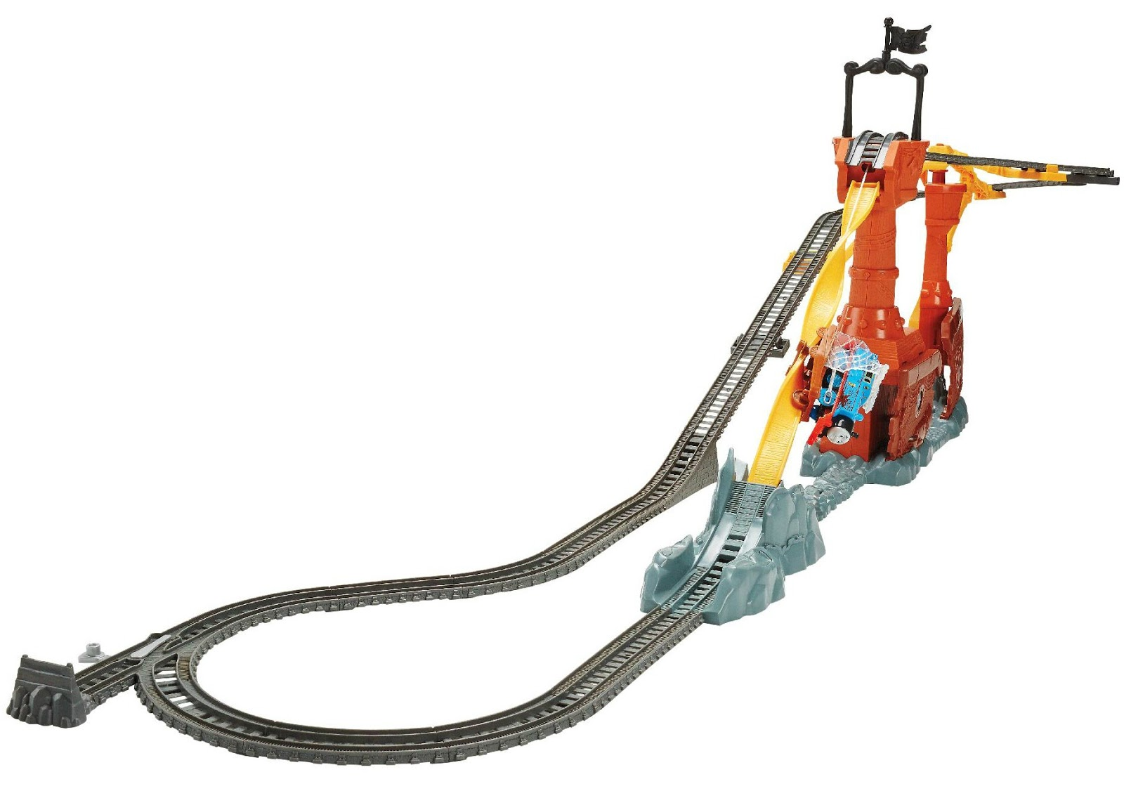 Double Trouble Thomas And Friends Shipwreck Rails Set Sodors