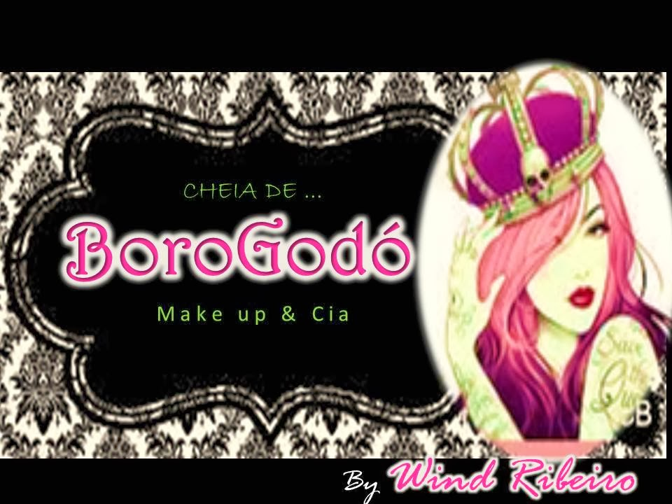 """ CHEIA DE BOROGODÓ"" Make Up e Cia"