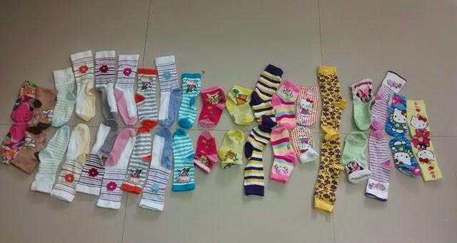 Sorted socks