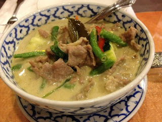 Green Curry with Pork and Zucchini Thai Recipe | Healthy Pork Recipe