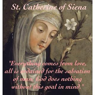 Saint Catherine Of Siena Quotes Quotesgram