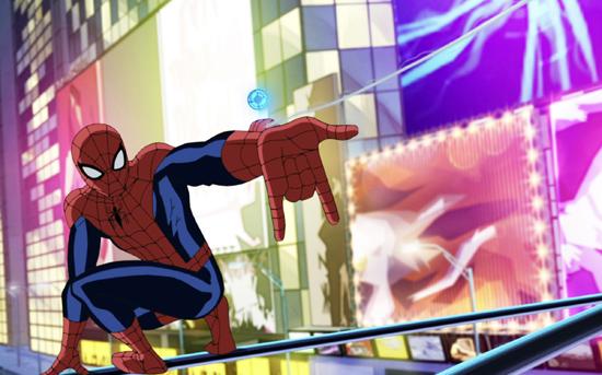 Ultimate_SpiderMan_el_hombre_araña