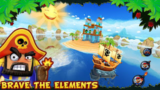 Potshot Pirates 3D Game for Android Full Version