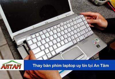 Thay bàn phím laptop giá bao nhiêu ??