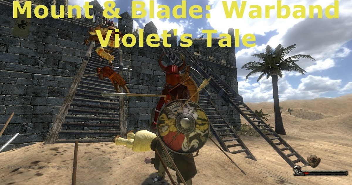 Let's Play Mount & Blade: Warband - Part 1 - YouTube