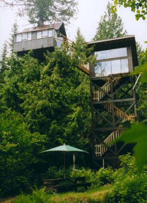 wallmarks tree house hotels