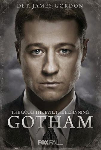 Gotham Temporada 1 (HDTV 720p Inglés Subtitulada) (2014)
