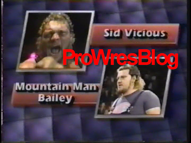 """""""This is no pushover."""" - Jim Ross """"Not too big on brains but he's a big son of a gun isn't he."""" - Paul E. """"The earthwhile Jethro Bodine of WCW."""" - JR. """""""