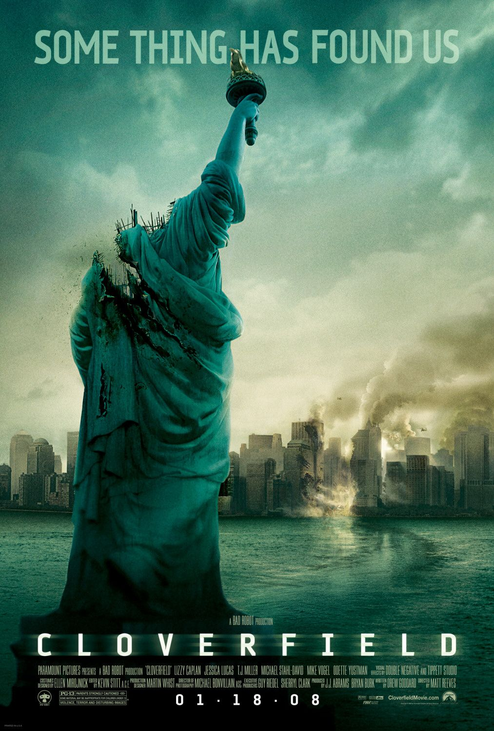 a review of cloverfield a film by matt reeve 2018 in film is an overview of events, including the highest-grossing films, award  ceremonies, festivals, and a list of films released and notable deaths.