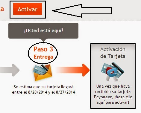 how to change payoneer master card pin