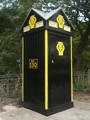 Automobile Association Box 530 Brancaster