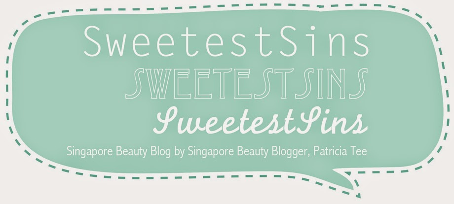 SweetestSins | Singapore Beauty Blog, Make up, Beauty, Reviews & Tips!