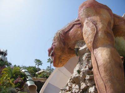 Dragón de Siam Park vista 3
