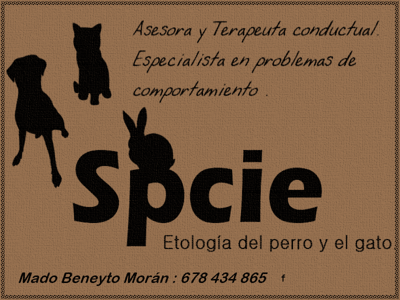 Spcie etología Aplicada