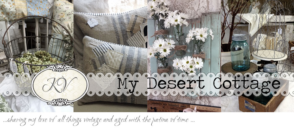 **My Desert Cottage**