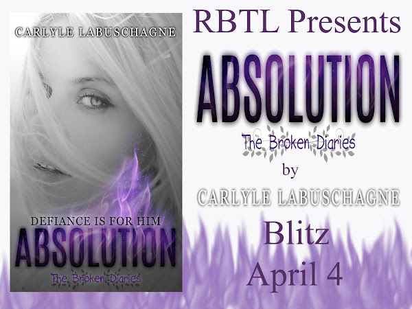 RBTL presents Absolution by Carlyle Labuschagne