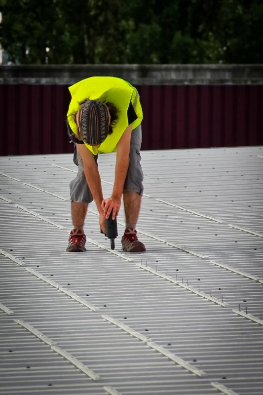 A Lightweight Solar Solution For Corrugated Rooftops