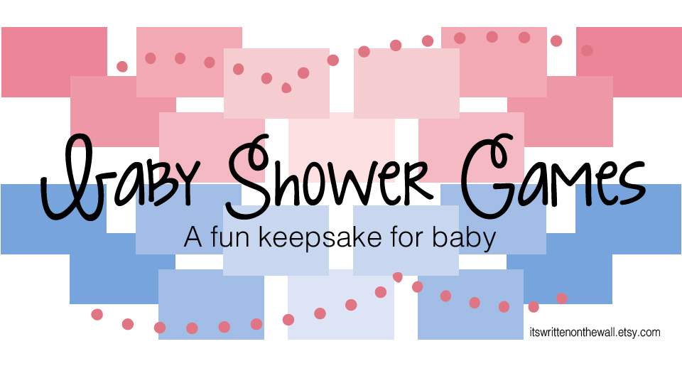 Can A Baby Shower Game Become A Keepsake For Mom, Dad And Baby? Yes!