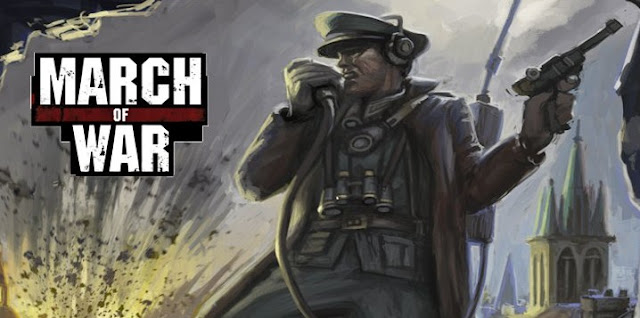 March of War about to release