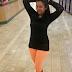 Neon Orange Pants