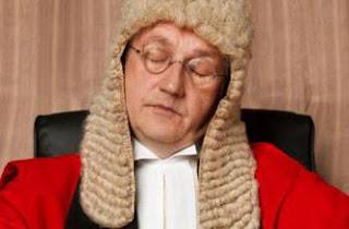 giudice a riposo