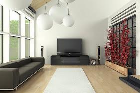 Gambar Desain Interior Rumah Minimalis Modern