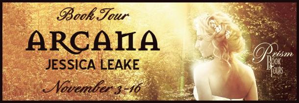 Arcana by Jessica Leake