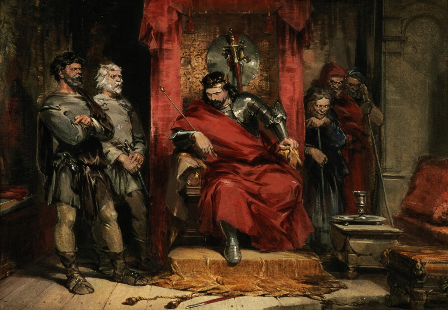 a description of william shakespeares macbeth