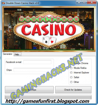 download doubledown casino hack