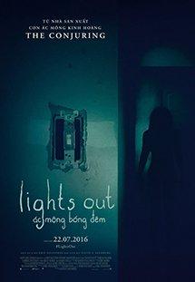 Ác Mộng Bóng Đêm - Lights Out