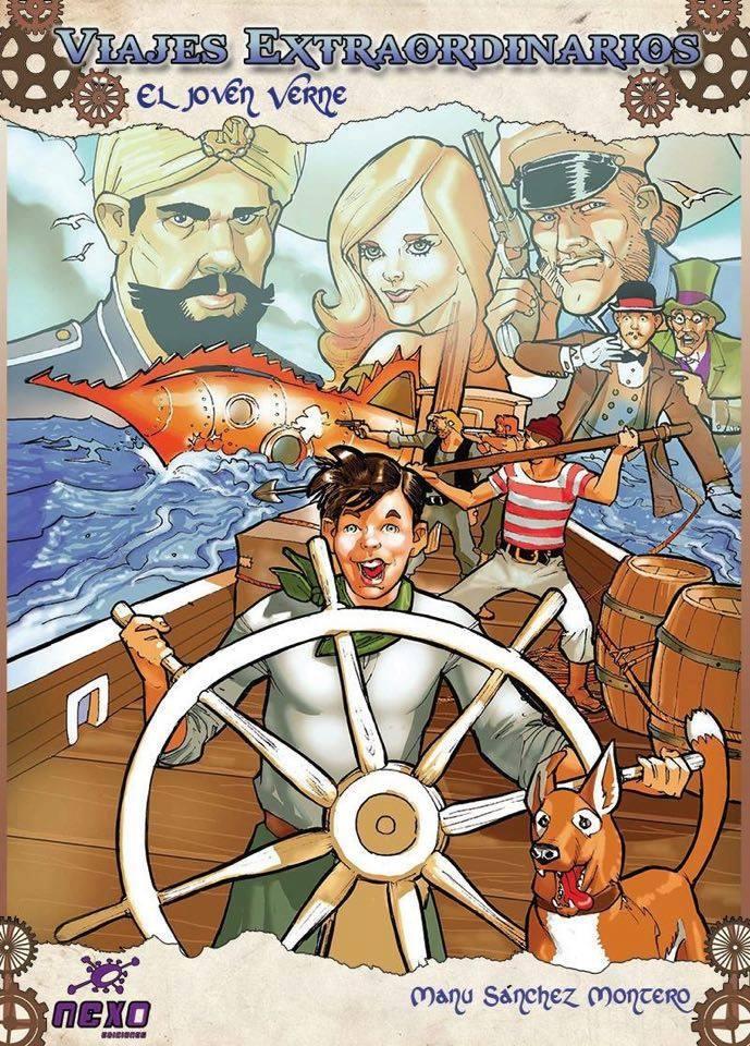 Viajes extraordinarios: el joven Verne