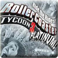 Roller Coaster Tycoon 3 Platinum full