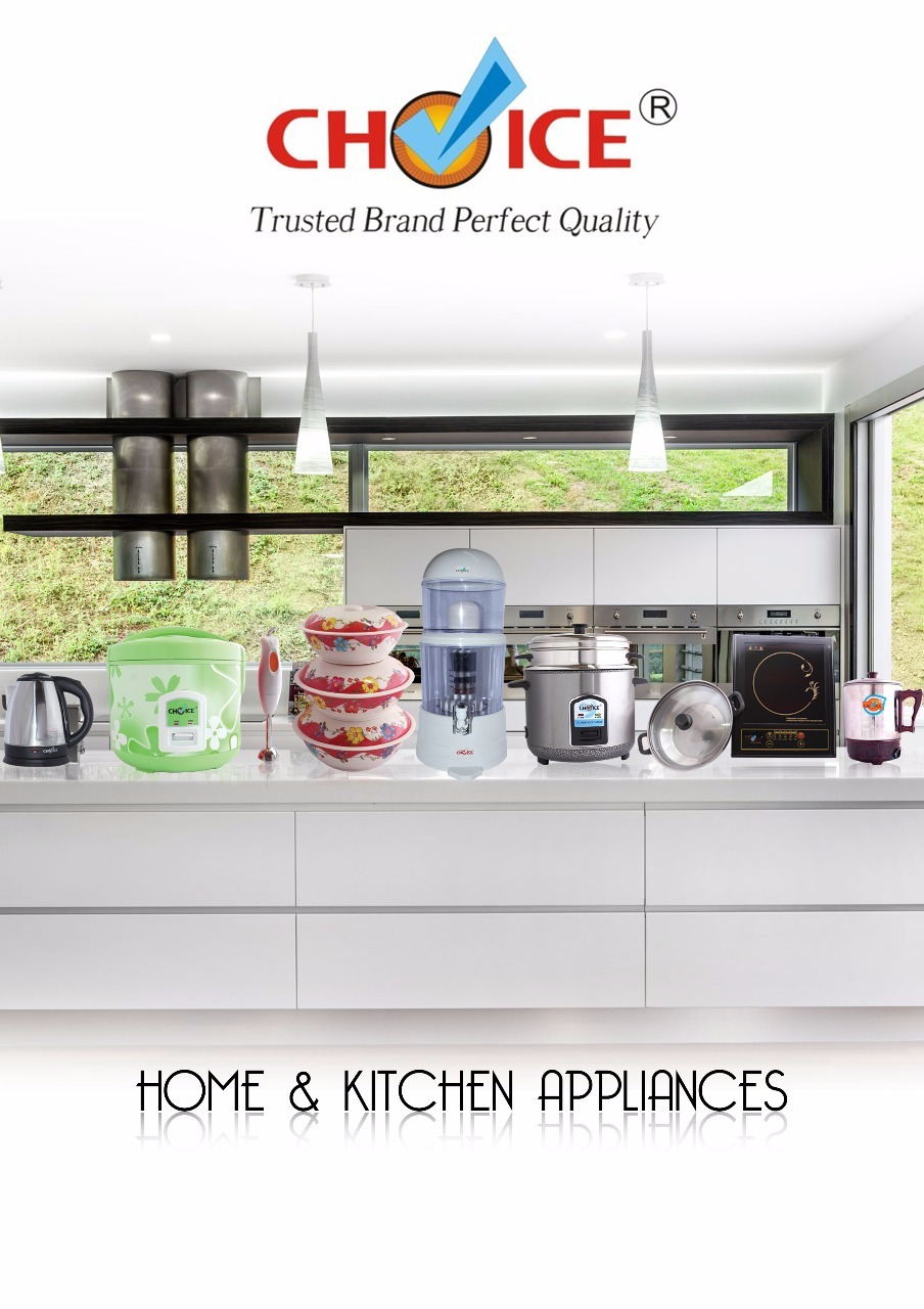 Client Based- Choice Home Appliances (Photography & Designing ...