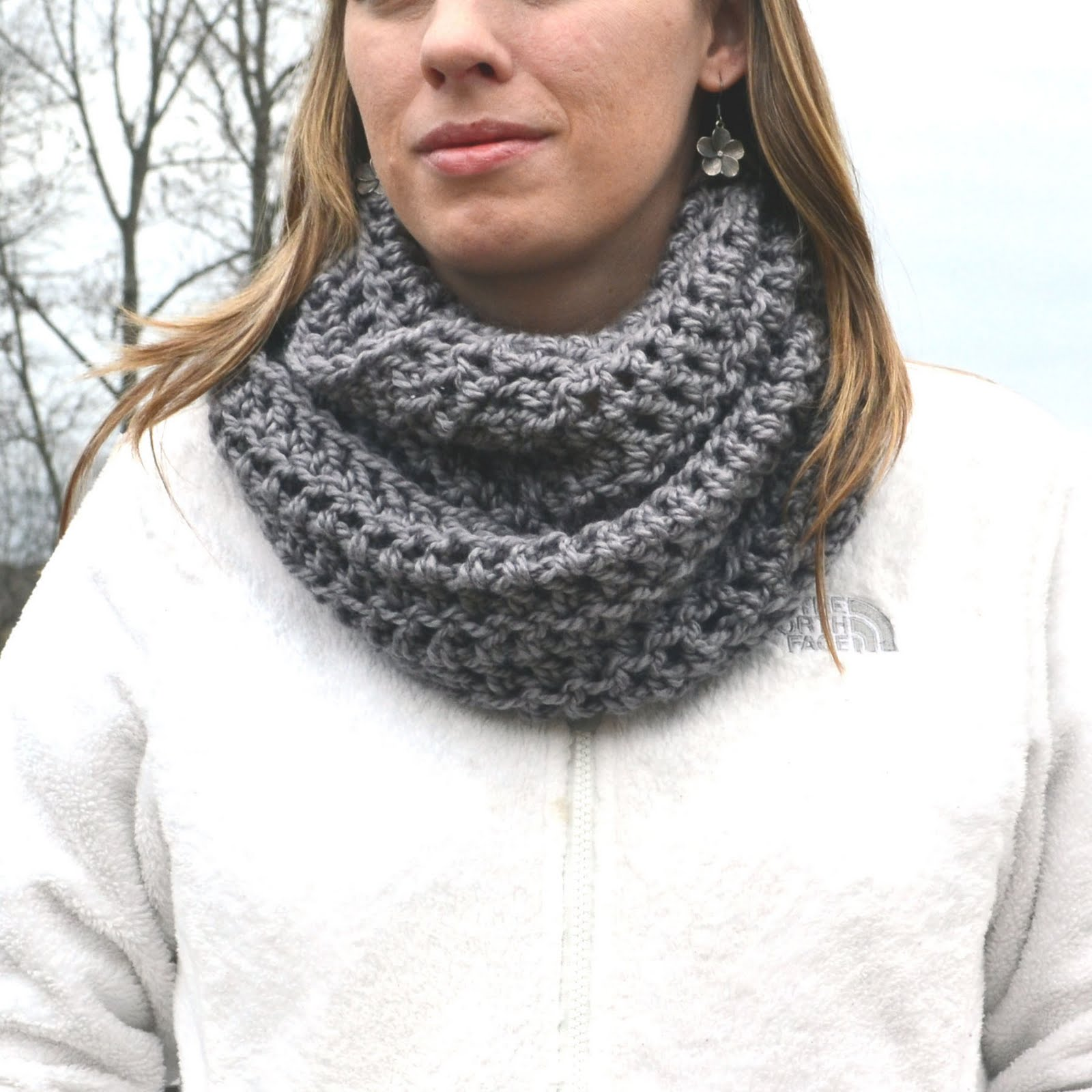 Free Cowl Pattern To Crochet : Crochet in Color: Accidental Cowl