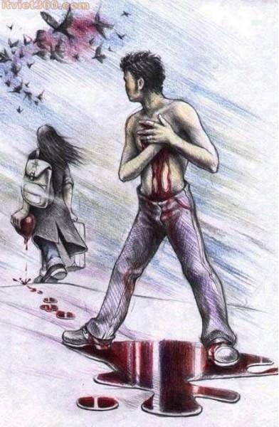 Những câu nói hay về tình yêu, kẻ đánh cắp trái tim