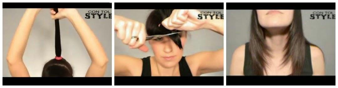 Como cortar el pelo bob - Cortar el pelo en casa hombre ...