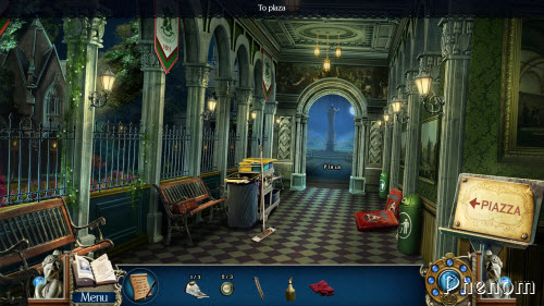 Death Under Tuscan Skies: A Dana Knightstone Novel Collector's Edition screenshot 7