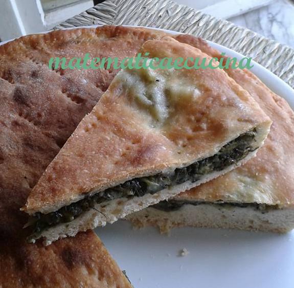 pizza con l'erba- a pizza co' l'ereva: una ricetta della tradizione popolare irpina ad expo 2015