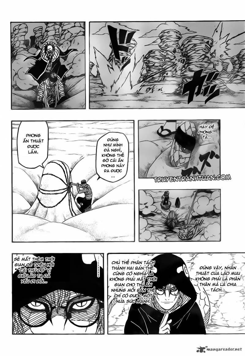 Naruto - Chapter 558 - Pic 6