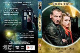 Doctor Who 2005 Temporada 01 Audio Español Latino