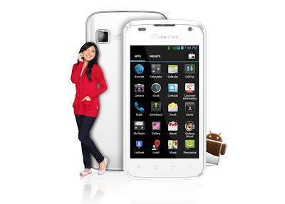 harga smartfren dual sim gsm-cdma terbaru, spesifikasi lengkap hp smartfren andro max-i gambar, kelebihand an kelemahann Smartfren Andromax-i