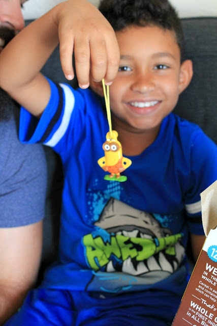 On the Hunt for all 7 Minion toys! #The7thMinion #ad