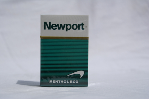 Old UK cigarettes Kool brands