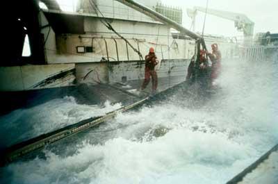 Good jobs skills dangerous jobs list for Best fishing in alaska