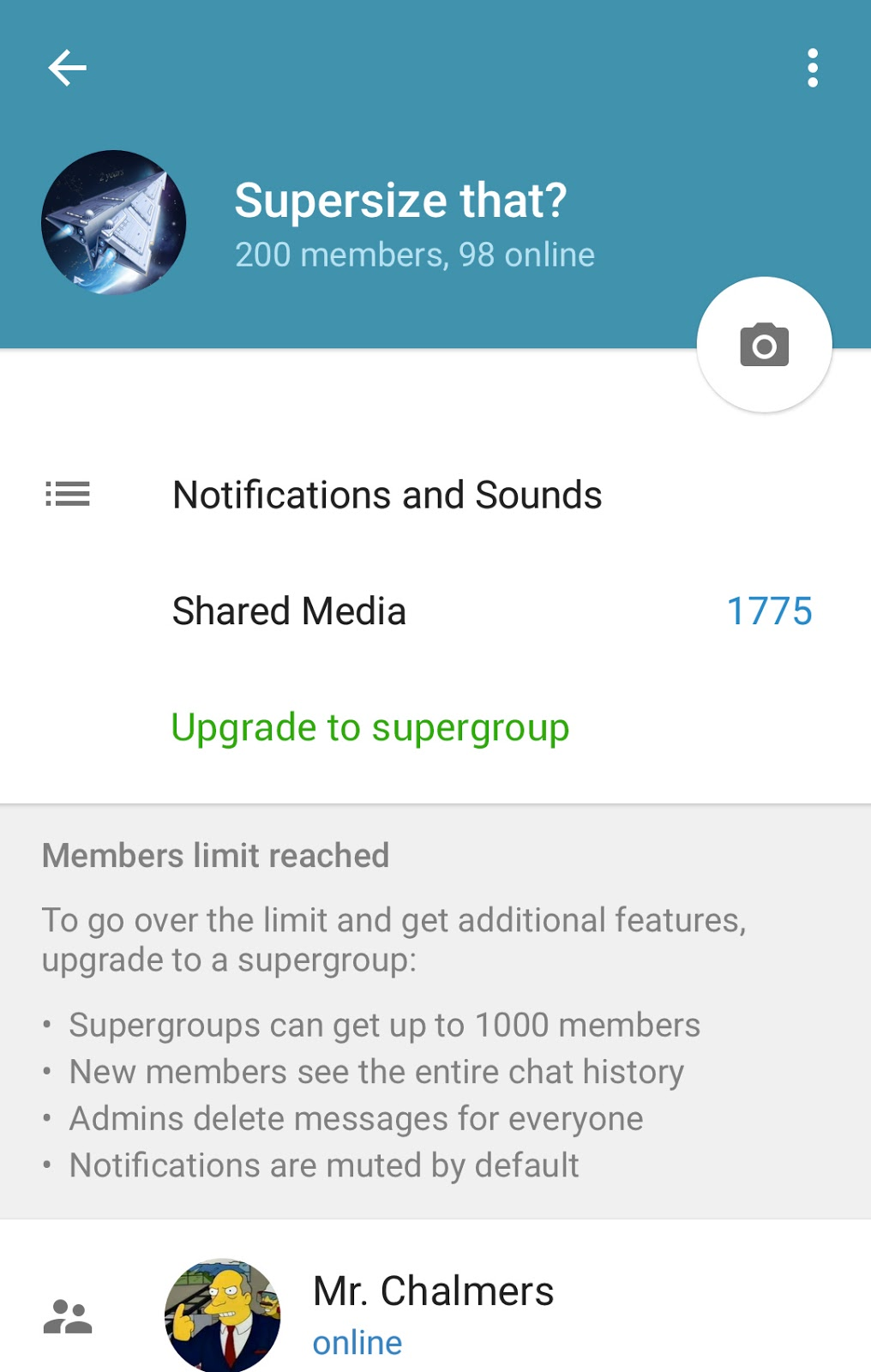 Telegram messenger tips and tricks supergroups are optimized to host large online communities and will load quickly even if youve missed many messages while away heres what you need to buycottarizona Images