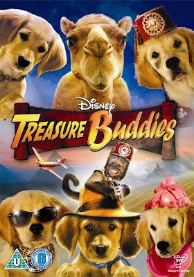 Buddies: Cazadores de Tesoros – DVDRIP LATINO