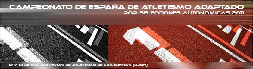 Campeonato de España de Atletismo Adaptado