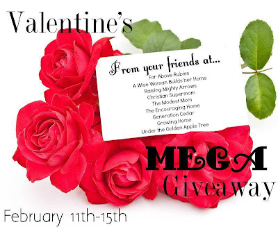 528933 4970449186582 665665255 n Valentines MEGA Giveaway